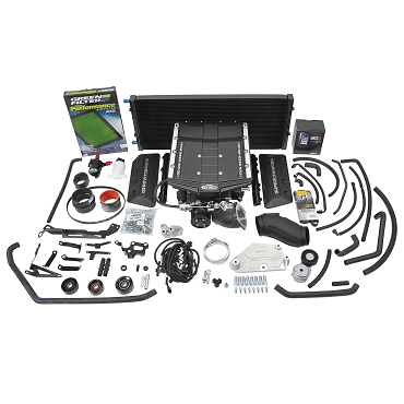 Edelbrock Stage 1 Supercharger Kit with Tune - 2019-2020 Ford F-150 5.0L 4V