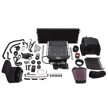 Edelbrock Stage 1 Supercharger Kit with Tune - 2018 Ford F-150 5.0L 4V