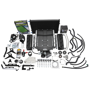 Edelbrock 2650 TVS Supercharger Stage 1 with Tune - 2015-2017 Mustang GT