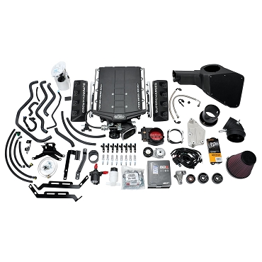 Edelbrock 2650 TVS Supercharger Stage 2 with Tune - 2015-2017 Mustang GT
