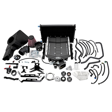 Edelbrock 2650 TVS Supercharger Stage 3 Pro Tuner Kit without Tune - 2018-2020 Mustang GT