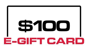 $100.00 Evolution Performance E-Gift Card