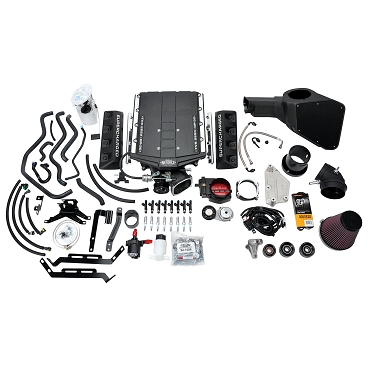 Edelbrock 2650 TVS Supercharger Stage 2 without Tune - 2015-2017 Mustang GT