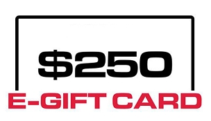 $250.00 Evolution Performance E-Gift Card