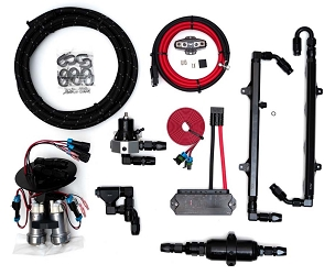 Fore Innovations L1E Dual Pump Fuel System - 2018-2021 Mustang GT