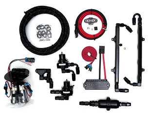 Fore Innovations L2 Triple Pump Fuel System - 2018-2021 Mustang GT