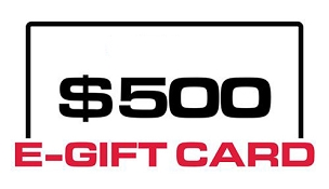 $500.00 Evolution Performance E-Gift Card