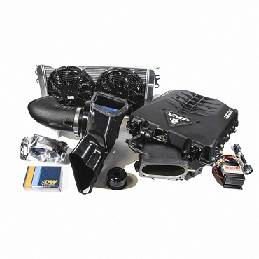 ODIN Supercharger ELITE Kit - 2015-2017 Mustang GT
