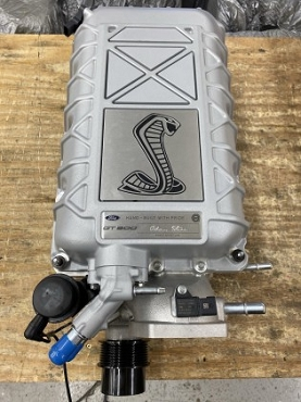 Kong Performance CNC Supercharger Porting Service - 2020-2022 Shelby GT500